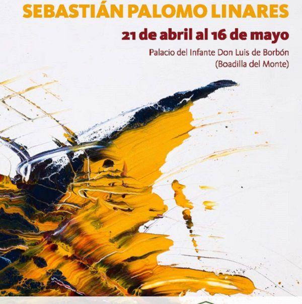 Exposición de pintura de Sebastián Palomo Linares