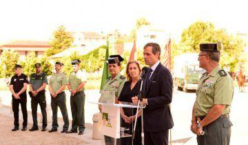Visita de la Delegada del Gobierno en la Comunidad de Madrid
