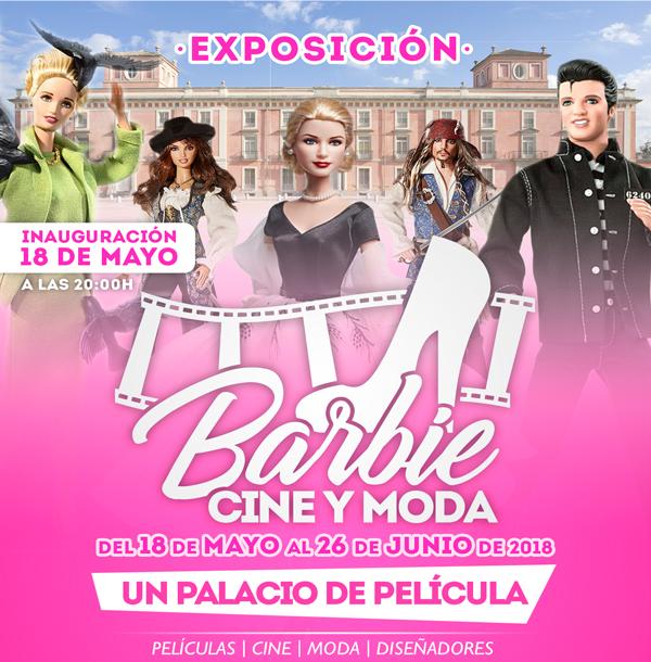 Exposición Barbies