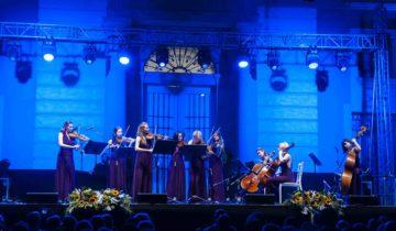 Veladas Palacio 2018 - Délica Chamber Orchestra