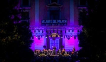 Veladas Palacio 2018 - Orquesta Metropolitana de Madrid