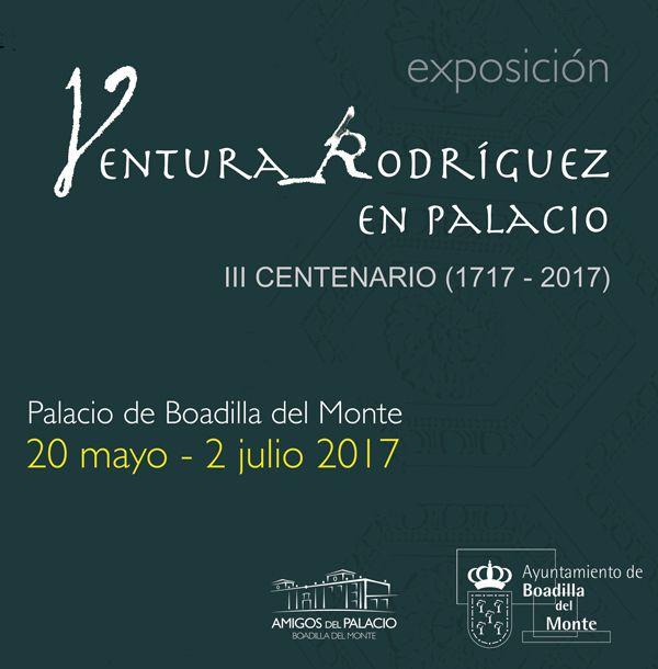 Exposición de Ventura Rodriguez