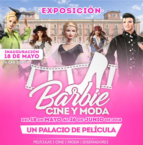 Exposición Barbies