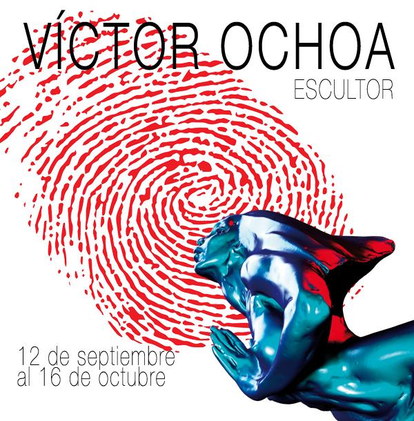 Exposición Víctor Ochoa