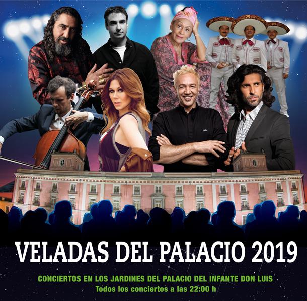 VELADAS DEL PALACIO 2019