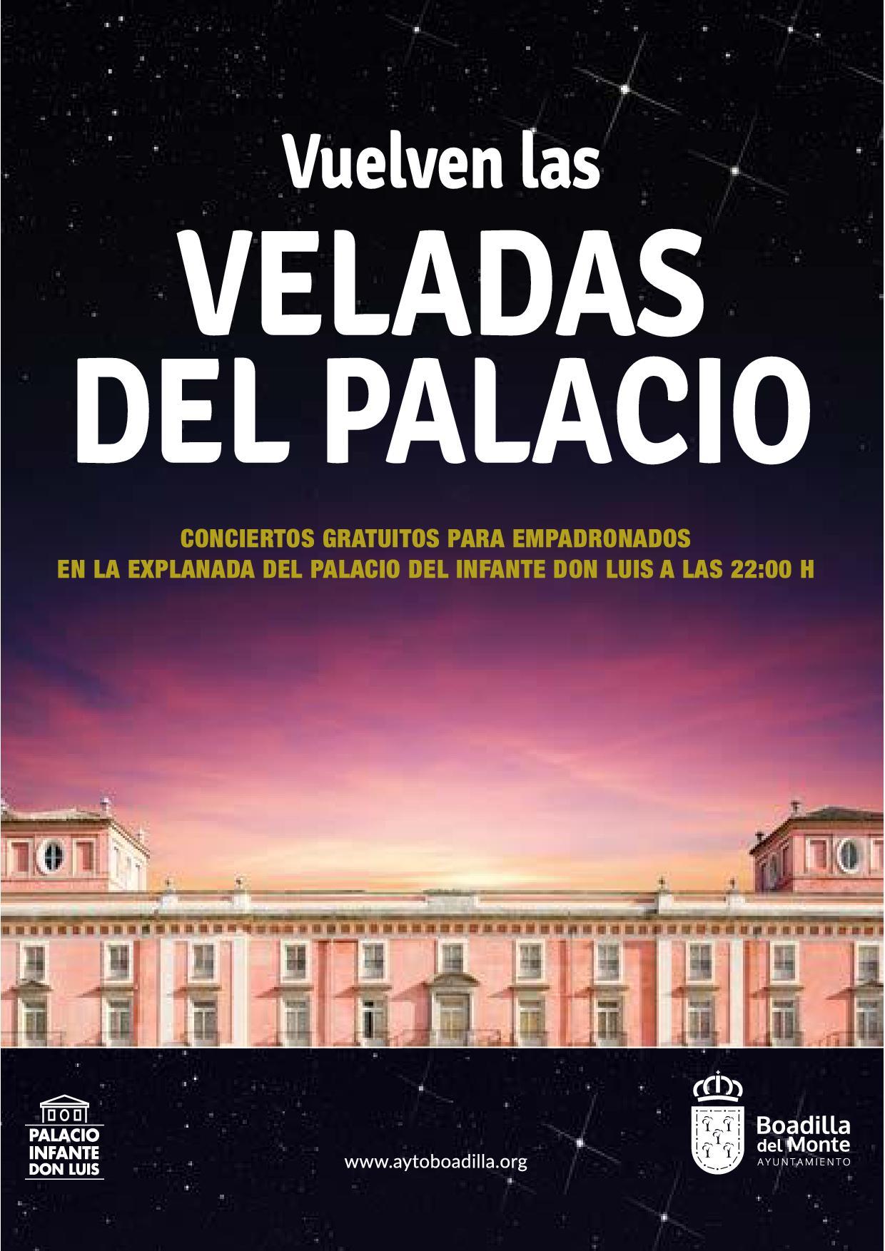 LAS VELADAS DEL PALACIO